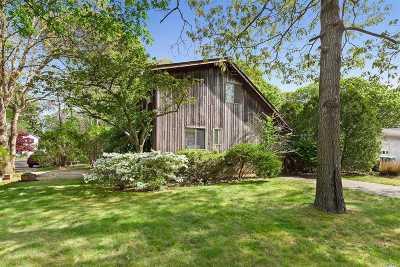 Hampton Bays Single Family Home For Sale: 1 Lynnwood Ct