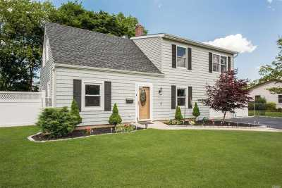 Levittown Single Family Home For Sale: 43 Hollow Ln