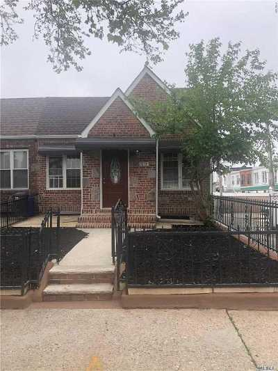 Brooklyn Single Family Home For Sale: 1619 Schenectady Ave