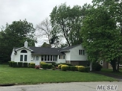 Great Neck Single Family Home For Sale: 10 Oaks Hunt Rd