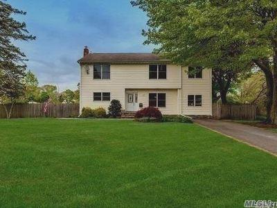 Bayport Single Family Home For Sale: 399 Bernice Dr