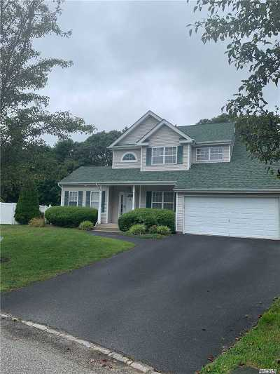 Smithtown Single Family Home For Sale: 6 Wisteria Ct