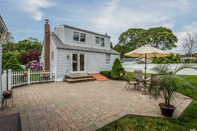 Nesconset Single Family Home For Sale: 10 Ronald Ct
