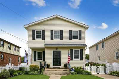 Franklin Square Single Family Home For Sale: 295 Grange St