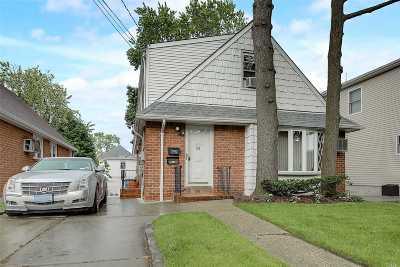 Williston Park Multi Family Home For Sale: 508 Nassau Blvd