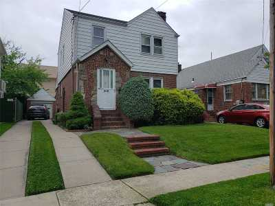 Fresh Meadows Single Family Home For Sale: 69-22 165 St