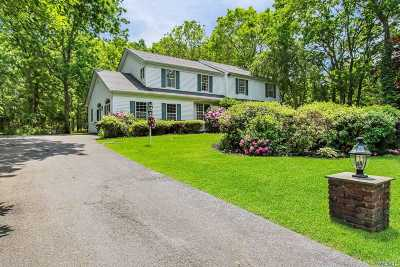 Manorville Single Family Home For Sale: 25 Golf Club Cir