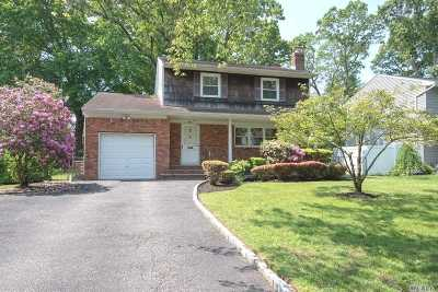 Commack Single Family Home For Sale: 30 Wyoming St