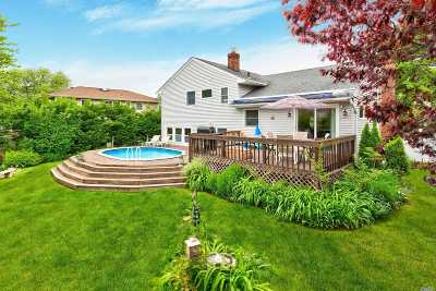 Massapequa Single Family Home For Sale: 5 Bayview St. W.