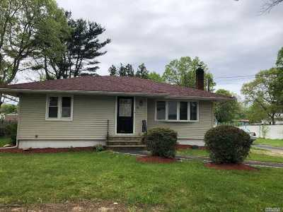 Brentwood Single Family Home For Sale: 86 Pear St