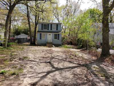 Farmingville Single Family Home For Sale: 36 Locust Ave