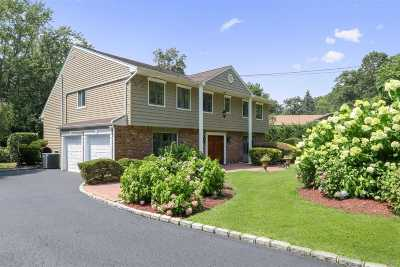 Dix Hills Single Family Home For Sale: 4 Norma Ln