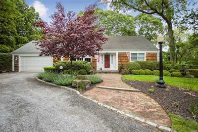 Port Jefferson Single Family Home For Sale: 7 Soundview Dr