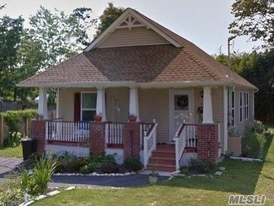 Bay Shore Single Family Home For Sale: 12 Harrison Ave