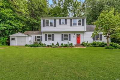 Stony Brook Single Family Home For Sale: 18 Bayles Ave