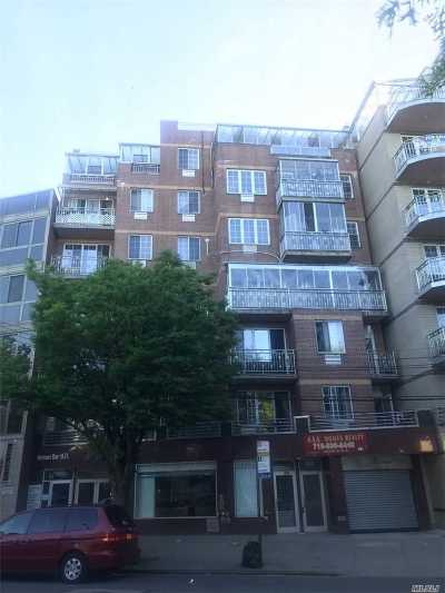 Flushing Condo/Townhouse For Sale: 31-22 Union St #5C