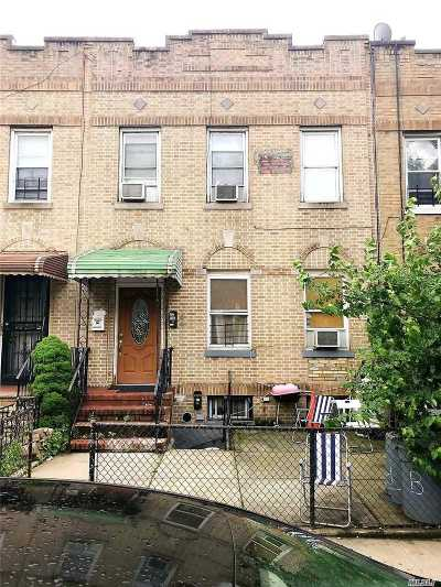Astoria, Long Island City, Sunnyside, Woodside, Jackson Heights Multi Family Home For Sale: 31-45 47th St