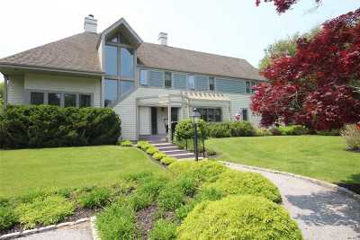 Hampton Bays Single Family Home For Sale: 5 Hampton Harbor Rd