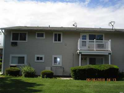 Central Islip Condo/Townhouse For Sale: 77 Adams Rd #2G