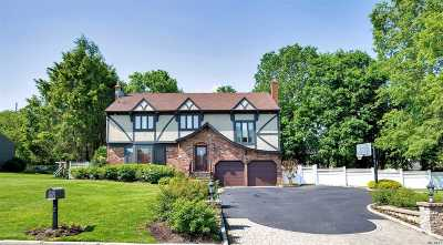 Syosset Single Family Home For Sale: 2 Pond Dr