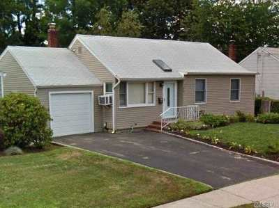 Farmingdale Single Family Home For Sale: 55 Wall St