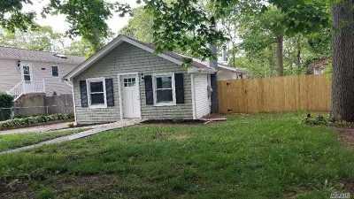 Selden Single Family Home For Sale: 3 Elmwood Ave