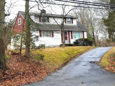 Mt. Sinai Single Family Home For Sale: 12 N Country Rd