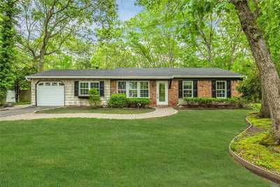 Ridge Single Family Home For Sale: 40 Rolling Hills Dr