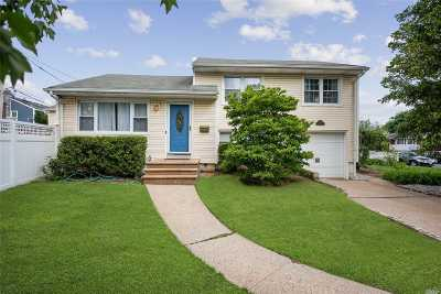 Wantagh Single Family Home For Sale: 3539 Southview Ave