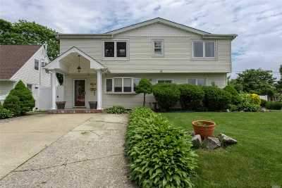 Levittown Single Family Home For Sale: 47 Falcon Ln