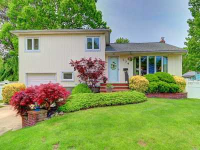 N. Massapequa Single Family Home For Sale: 134 East Dr