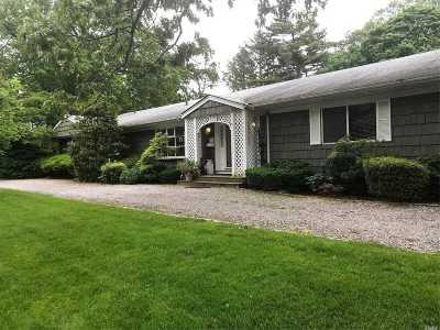 Lawrence Single Family Home For Sale: 100 Burton Ln
