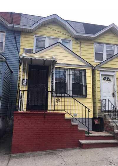 Elmhurst Multi Family Home For Sale: 94-40 Alstyne Ave
