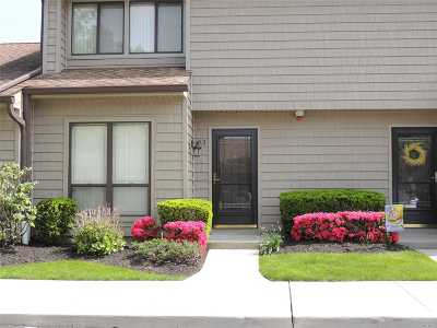 Wantagh Condo/Townhouse For Sale: 83 Stanford Ct