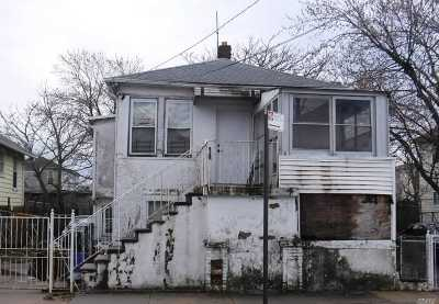Multi Family Home For Sale: 72-21 Burchell Ave