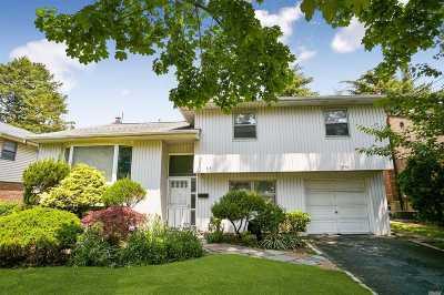 Hewlett NY Single Family Home For Sale: $699,000