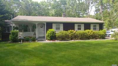 E. Quogue Single Family Home For Sale: 2 Evergreen Ln