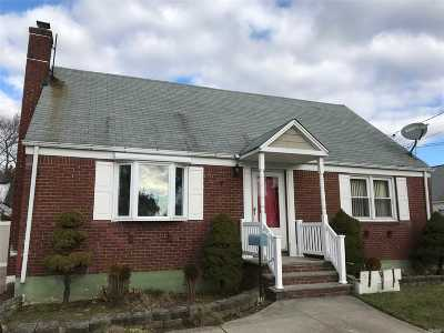 W. Hempstead Single Family Home For Sale: 280 Marshall Ave