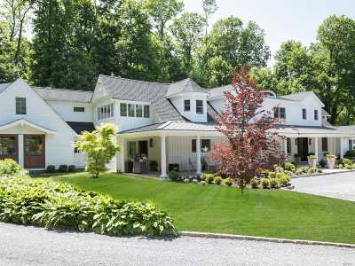 Oyster Bay Cove Single Family Home For Sale: 78 Cove Road