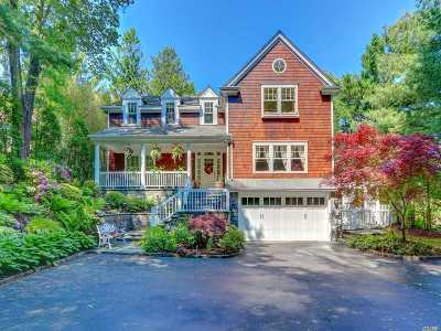 Syosset Single Family Home For Sale: 8 Alpine Dr