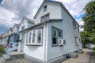 Queens Village Single Family Home For Sale: 92-49 212 Pl