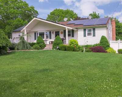 Medford Single Family Home For Sale: 713 Old Medford Ave