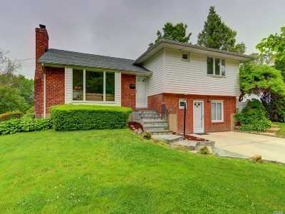 Syosset Single Family Home For Sale: 107 Ira Rd