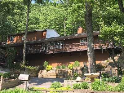 Cold Spring Hrbr Single Family Home For Sale: 485 Harbor Rd