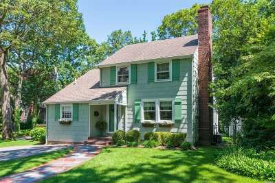 Port Jefferson Single Family Home For Sale: 101 Emerson St