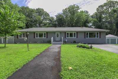 Coram Single Family Home For Sale: 15 Myrtle Ln