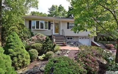 S. Setauket Single Family Home For Sale: 20 Milburn Rd