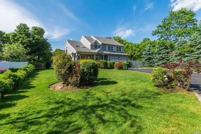 St. James Single Family Home For Sale: 199-1 Moriches Rd