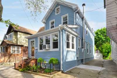 Woodhaven Single Family Home For Sale: 82-08 91st Ave