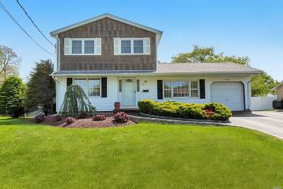 Sayville Single Family Home For Sale: 19 Budenos Dr